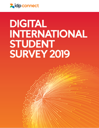 Digital international student survey
